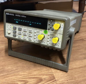 Agilent 53131A 225mhz Universal Frequency Counter