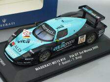 1/43 IXO MASERATI MC12 #10 FIA GT 3rd MONZA 2005
