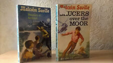 Treasure at Amorys, Saucers Over the Moor (Lone Pine adventure), Malcolm Saville