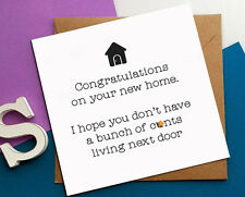 Buy housewarming greeting cards ebay new home funny card house warming neighbours cnt moving money naughty rude n5 m4hsunfo