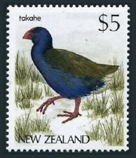 New Zealand 835,MNH.Michel 1021. Birds 1988.Takahe