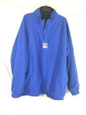 NEW NHL Licensed Product NY Rangers Reversible Blue/Black Sweatshirt NWT