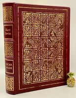 Easton Press OSCAR WILDE Short Stories CANTERVILLE GHOST Collector's Edition OOP