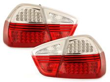 Fanali posteriori LED BMW E90 3er Lim. 05+  red/clear