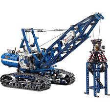 LEGO Technic 42042 Crawler Crane - Retired New in Sealed Box Rare!