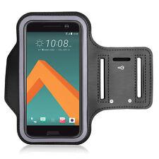 Accesorio Funda Carcasa Billetera Armband Brazalete Deporte Negro Para Serie HTC