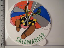 Aufkleber Sticker Salamander Schuhe Fallschirm Decal (3538)