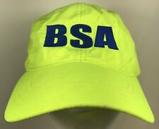 BSA Motorcycles Hat Neon Strapback Motorcycle Cap Cycling Outdoor Auto