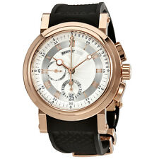 Breguet Marine Automatic 18kt Rose Gold Mens Watch 5827BR/12/5ZU