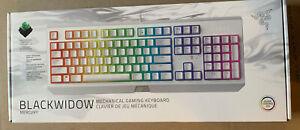 Razer Blackwidow Mercury Mechanical Gaming Keyboard RGB Razer Chroma