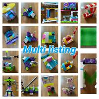 Lego Friends Spares Amusement Fairground Theme Park 41130 Replacements