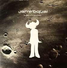 JAMIROQUAI - THE RETURN OF THE SPACE COWBOY (LP) (G+/G-VG)