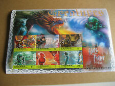 TAIWAN,CHINA  2005 MAGICAL CREATURES-HARRY POTTER & THE GOBLET OF FIRE  SOUV