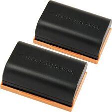 TOP-MAX 2x LP-E6 LP-E6N Battery Super Long Life For Canon EOS 70D,7D,6D,5D Mark
