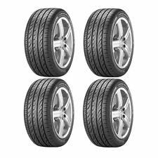 4 x Pirelli 225 40 R18 92Y XL P Zero Nero GT Performance Car Tyre (2254018)