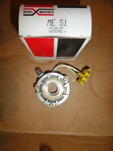 NORS 1980s CHEVROLET GMC TRUCK DISTRIBUTOR IGNITION PICK UP ME51