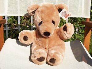 "VINTAGE GUND - STITCH TEDDY BEAR - 18"" - #2118 - 1979 - VERY NICE - ALL TAGS"