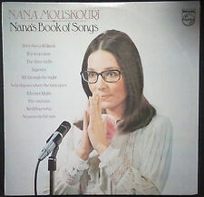 NANA MOUSKOURI - NANA'S BOOK OF SONGS VINYL LP AUSTRALIA