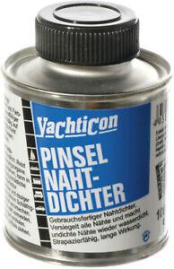 Yachticon Pinsel Nahtdichter; 100ml; für Zelte, Markisen, Planen und Bekleidung
