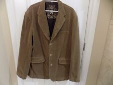 Men's Authentic Nevada Denim Corduroy Blazer Jacket