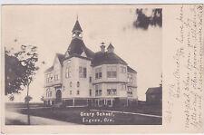 EUGENE OREGON GEARY SCHOOL 1906