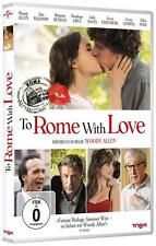 To Rome with Love (2013) Woody Allen Film / DVD #8958