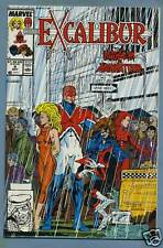 Excalibur #8 1989 Marvel Comic X-Men Ron Lim