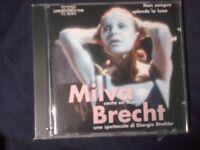 MILVA - MILVA CANTA UN NUOVO BRECHT. SEALED CD