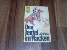 Frank Roderus -- DEN TEUFEL IM NACKEN / Heyne Western 1980