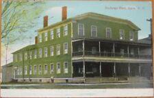 1910 Ny Postcard - The Exchange Hotel - Eaton, New York