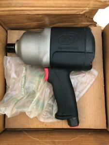 "INGERSOLL RAND 2925P1Ti TITANIUM PNEUMATIC AIR IMPACT WRENCH 3/4"" DRIVE NEW #1"
