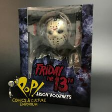 Friday the 13th Part 3 JASON VOORHEES Stylized Roto VINYL Figure MEZCO In Stock!