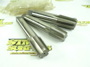 """LOT OF 3 NEW! HSS EXTENSION PIPE TAPS 3/4""""-14NPT & 1""""-11.5NPT"""