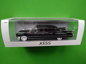 1/43 Kess Cadillac 75 Limousine 1959 Black KE43020000 First Edition