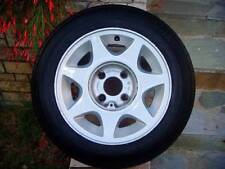 FORD ESCORT MK2 MK1 CAPRI CORTINA FIESTA ANGLIA GENUINE WHEELS