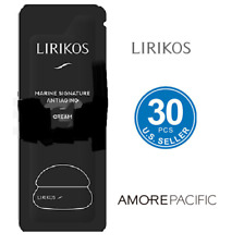 LIRIKOS Marine Signature Antiaging OA Cream 30pcs Anti-Wrinkle Amore Pacific New
