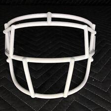 Schutt Super Pro EGOP Adult Football Helmet Facemask - WHITE