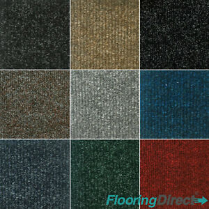 Quality Carpet Tiles - Parade Range - Commercial Office and Domestic Home