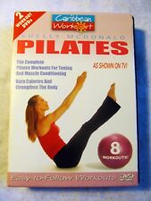 Caribbean Workout Shelly McDonald Pilates DVD 2-Disc Set Fitness Exercise Video