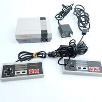 Authentic Nintendo NES Classic Mini Home Console 2 Controllers HDMI 30 Games