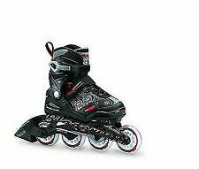 Rollerblade BladeRunner Phoenix Boys Adjustable Fitness Inline Skate - Blade/Red
