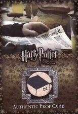 Harry Potter Order of the Phoenix Update Daily Prophet P3 Prop Card