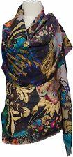 Pashmina Schal Kaschmir, 100% Cashmere,  Digitaldruck scarf stole digital print