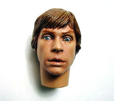 1/6 Mark Hamill Sideshow Star War Jedi Luke Skywalker Head Sculpt fr Hot toys 12