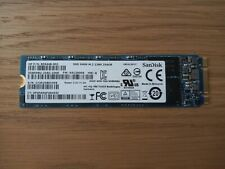 Sandisk X400 SSD 256GB SATA M.2 2280 PN SD8SN8U-256G-1006