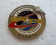 *~*DISNEY WDW EPCOT MISSION SPACE TRAINING CENTER SLIDER PIN*~*