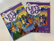 Let's Go 5th Edition Student Book And Workbook Level 6 With CD- ROM