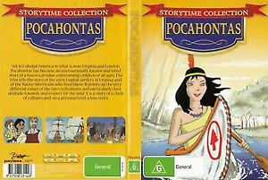 Pocahontas Storytime Collection (DVD) - FREE POST