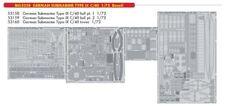 Eduard 1/72 Submarino alemán Tipo IX C/40 Big-ed Set Para Revell # 5338