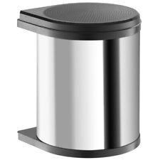 Hailo Kitchen Under Sink Cabinet Waste / Recycle Bin Mono (15L) - 502.12.041